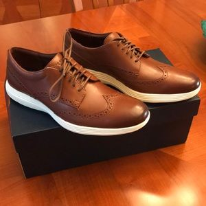 Mens Cole Haan Grand Tour OX Shoes size 10 NEW